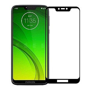 Película De Vidro Premium C/ Bordas 3D Para Apple Iphone Iphone 7 8 Plus (5'5) - Preta