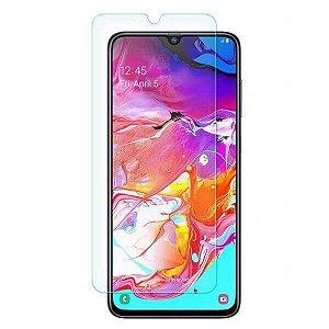 Película Vidro Temperado para Samsung Galaxy A70