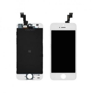Tela Display Lcd Touch iPhone SE 5S 5SE Original Apple - Branco