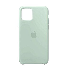 Capa Case Apple Silicone para iPhone 11 - Verde Neon