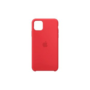 Capa Case Apple Silicone para iPhone 11 - Vermelha
