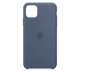 Capa Case Apple Silicone para iPhone 11 Pro - Azul Marinho