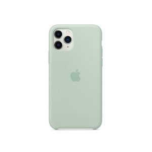 Capa Case Apple Silicone para iPhone 11 Pro Max - Cinza