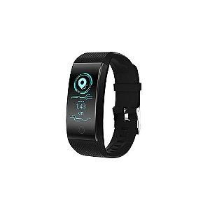 Pulseira Smart Expert Bluetooth com Pulseira Extra - Preta