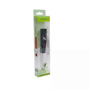 Caneta Xc-Pen Touch Screen + Adaptador USB Lightning -Preta
