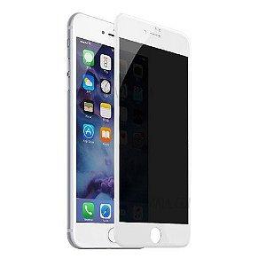 Película de Vidro 3D Privacidade para iPhone 6/7/8