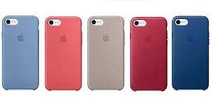 Capa Case Aveludada para iPhone 7 e 8