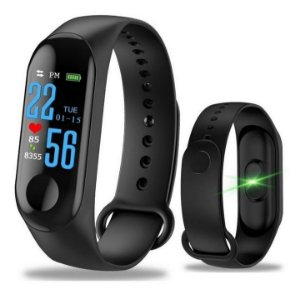Pulseira Inteligente Smart Band Bluetooth M3