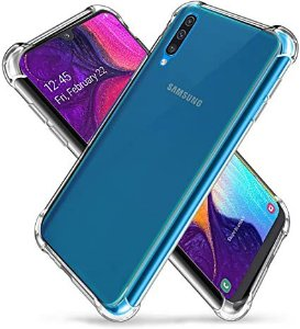 Capa Silicone Anti Impacto para Samsung A50
