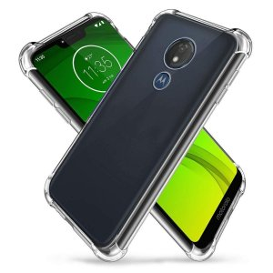 Capa Silicone Tpu para Motorola Moto G7 Power
