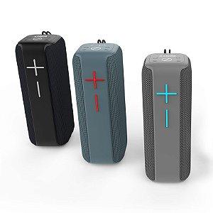 Caixa de som Bluetooth Portátil 10W Kimaster K450