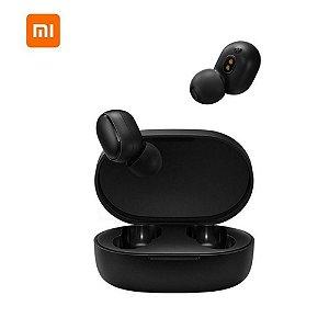 Fone de Ouvido Bluetooth Sem Fio Xiaomi Air Dots Basic