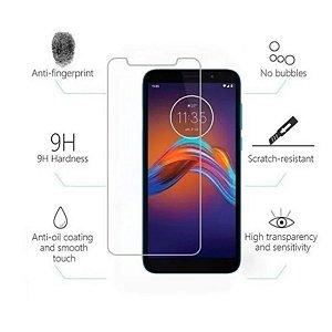 Película de Vidro Temperado para Motorola Moto E6 Play