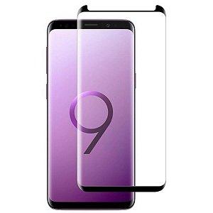 Película de Gel Samsung Galaxy S9 e S8 Tela Completa