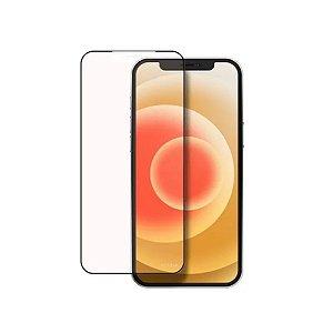 Película de Vidro 3D 5D Apple iPhone 12 e 12 Pro - Preta