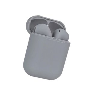 Fone de Ouvido Sem Fio Bluetooth InPods Color - Prata