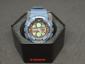 CASIO G-SHOCK GA140-2ADR