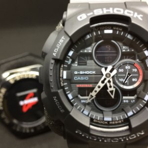 CASIO G-SHOCK GA140-1A1DR