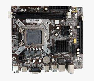PLACA MAE DESK BRAZILPC 1150 BPC-B85-DG V1.3