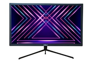 "MONITOR LED 27"" BPC-M27W PRETO WIDESCREEN"