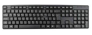 TECLADO USB BPC-8236