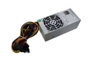 FONTE ATX TFX 300W REAL BPC-I300 24 PINOS