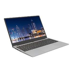 NOTEBOOK COM INTEL I7, 16GB RAM, SSD 480GB, TELA 15.6 PRATA