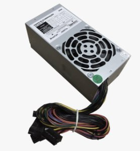 FONTE ATX TFX 250W REAL BPC-I250 24 PINOS