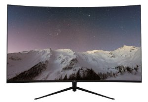 MONITOR LED 31.5 32W-CHOE CURVO R1800 FULL HD 75Hz PRETO
