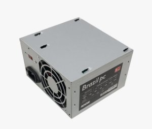 FONTE ATX 400W REAL BPC-427V1.0 24 PINOS