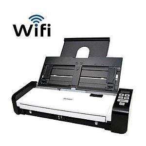Scanner Avision AD215W - 20 ppm/ 40 ipm/ ciclo diário de 1.000 páginas -Wifi