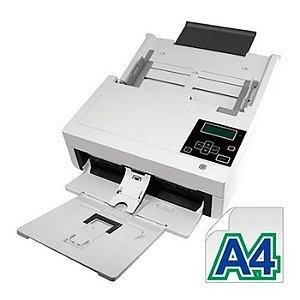 Scanner de rede Avision AN230W - 40 ppm / 80 ipm - Ciclo diário 6.000 páginas