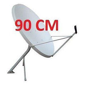 antena banda ku 90 cm