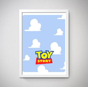 Quadro Decorativo Toy Story