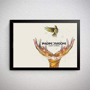 Quadro Imagine Dragons