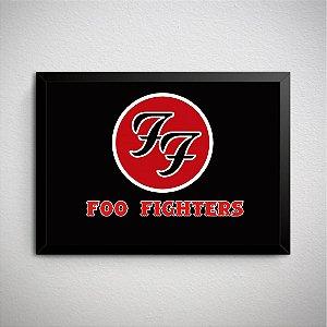 Quadro Foo Fighters