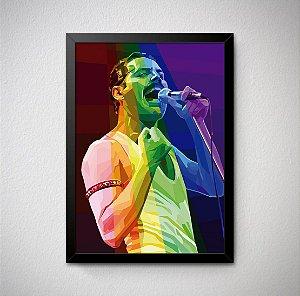 Quadro Queen - Freddie Mercury