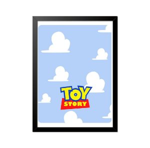 Quadro Poster Toy Story 33x23cm