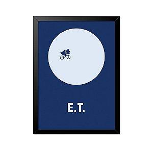 Quadro Poster E.T. 33x23cm