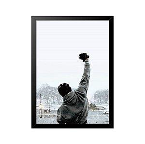 Quadro Poster Rocky 33x23cm