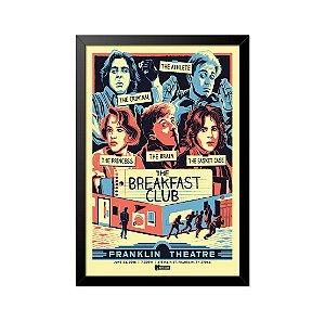 Quadro Poster O Clube dos Cinco 33x23cm