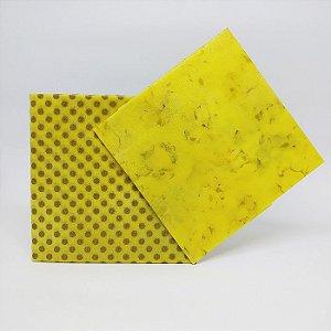 Pipoca / Poá {Tecido de Cera * Kit com 2 M}