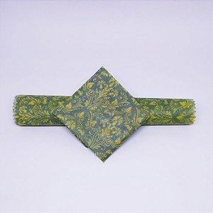 Azul Temático {Tecido de Cera * Kit com 2 P}