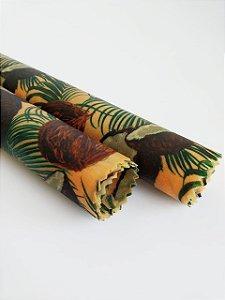 Tecido de Cera estampa Coco {Kit com 2 G}