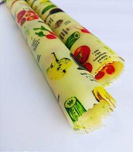 Legumes {Tecido de Cera * Kit com 2 G}
