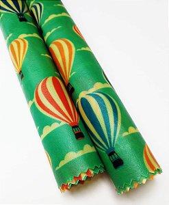 Balão {Tecido de Cera * Kit com 2 M}