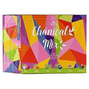 CHANICAL MIX 90 SACHÊS TEA FIT