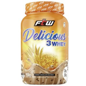 DELICIOUS 3WHEY 900 G FTW