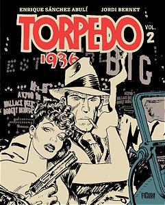 TORPEDO 1936 - VOL. 2 (PRÉ-VENDA - Entrega a partir do 15 de novembro)