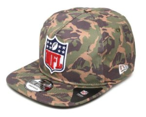 Boné New Era NFL Golfer Military